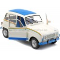 """1981 Renault R4 4L GTL """"Jogging"""" Blanco-Azul 1:18 Solido S1800105 Cochesdemetal.es"""