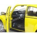 1973 Vokswagen Beetle GSR Yellow-Black 1:18 Solido S1800502 Cochesdemetal.es