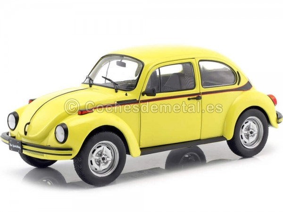 1974 Vokswagen Beetle 1303 Sport Brillant Gelb 1:18 Solido S1800511 Cochesdemetal.es