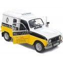 1975 Renault R4 4L F4 Service Renault 118 Solido S1802202 Cochesdemetal.es