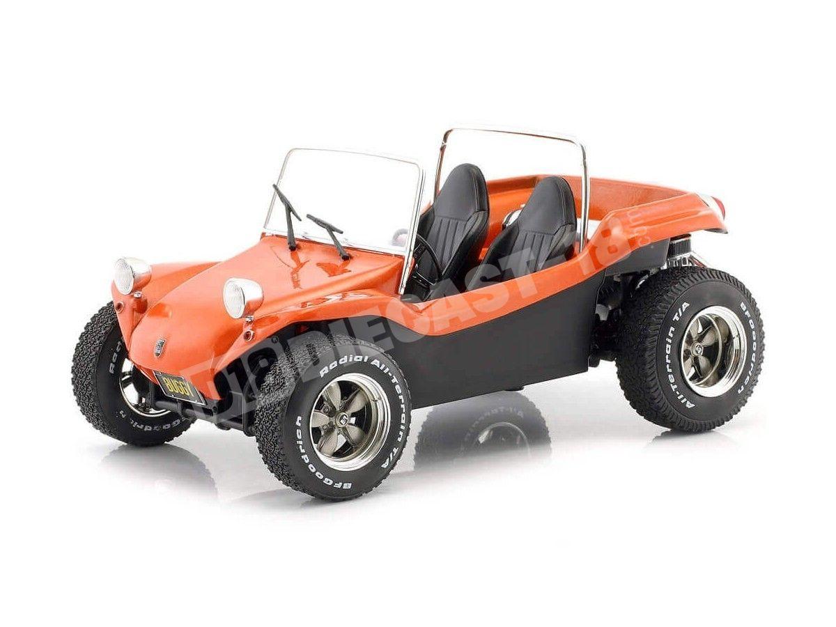 1970 Meyers Manx Buggy Convertible Naranja 1:18 Solido S1802702 Cochesdemetal.es