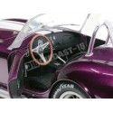 1965 Shelby AC Cobra 427 MKII Metallic Purple 1:18 Solido S1850003 Cochesdemetal.es