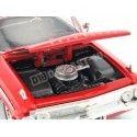 "1970 Chevrolet Impala ""Fast & Furious 8"" Red 1:24 Jada Toys 98426 Cochesdemetal.es"