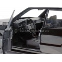 1990 Mercedes-Benz 190E 2.5-16 Evolution II (W201) Black 1:18 Solido S1801001 Cochesdemetal.es