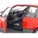 1984 Alfa Romeo GTV6 Rojo 1:18 Solido S1802301 Cochesdemetal.es