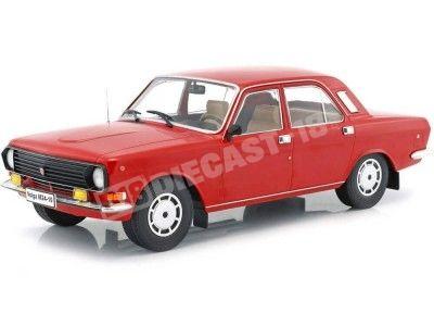 1985 Wolga M24-10 Rojo 1:18 MC Group 18096 Cochesdemetal.es