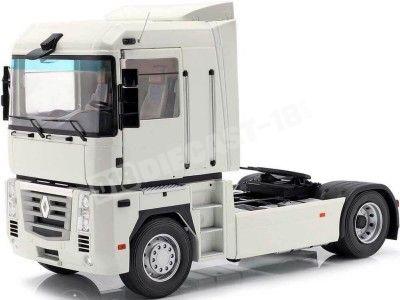 2001 Camión Renault Magnum Phase 2 White 1:18 Z-Models ZMD1800101 Cochesdemetal.es