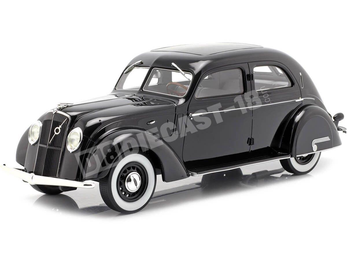 1935 Volvo PV36 Carioca Negro 1:18 BoS-Models 370 Cochesdemetal.es