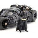 2008 Batmobile The Dark Knight Tumbler + Figura Batman 1:24 Jada Toys 98261 Cochesdemetal.es