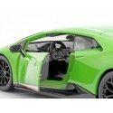 2017 Lamborghini Huracan Performante Verde Metalizado 1:18 Maisto 31391 Cochesdemetal.es