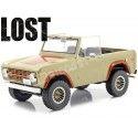 "1970 Ford Bronco ""Lost TV Series"" Brown 1:18 Greenlight 19057 Cochesdemetal.es"