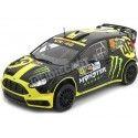 2014 Ford Fiesta RS WRC Valentino Rossi Winner Rally Monza 1:18 IXO Models 18RMC014 Cochesdemetal.es