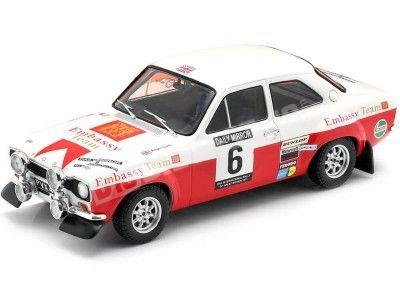 1971 Ford Escort MK1 RS 1600 RAC Rally 1:18 IXO Models 18RMC024C Cochesdemetal.es