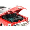 1953 Buick Skylark Convertible Rojo 1-24 Welly 24027 Cochesdemetal.es