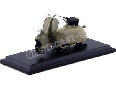 1945 Vespa MP5 Paperino Beige 1:18 Maisto 39540-01 Cochesdemetal.es