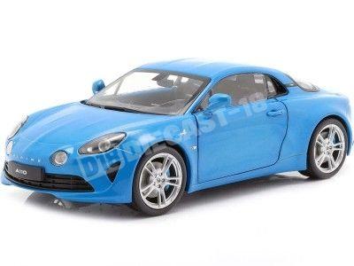 2018 Alpine A110 Pure Blue Alpine 1:18 Solido S1801604 Cochesdemetal.es