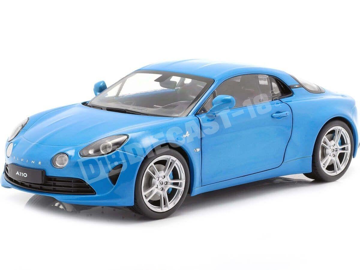 Renault alpine a110-50 mónaco concept azul 2012 1//43 Bburago modelo coche con o..
