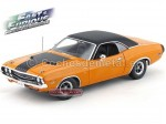 """1970 Dodge Challenger R-T 383 Magnum """"Fast And Furious II"""" 1:18 Greenlight 12947"""