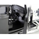 1932 Ford Hot Rod 5-Window Coupe Negro 1:18 Motor Max 73172 Cochesdemetal.es