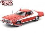 "1974 Ford Gran Torino ""Starsky & Hutch"" Rojo/Blanco Greenlight 19017"