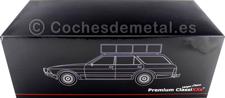 1981 Ford Granada Turnier MK II RHD Rothmans Rallye Team 1:18 Premium ClassiXXs PCL30110