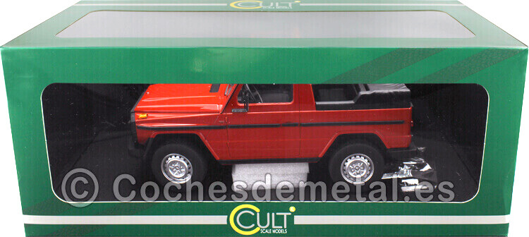 Cult-scale models cml025-1 scala 1//18 mercedes benz g-class w460 230 ge