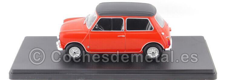 1973 Authi Mini Cooper 1300 Rojo Coches Inolvidables 1:24 Editorial Salvat ES12