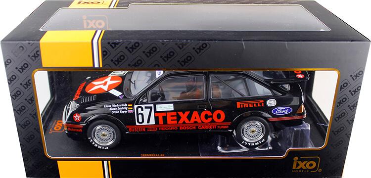 1987 Ford Sierra RS Cosworth Winner 24h Nurburgring Niedzwiedz/Ludwig/Soper 1:18 IXO Models 18RMC051A
