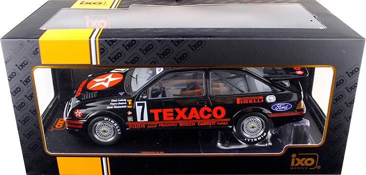 1987 Ford Sierra RS Cosworth 24h Nurburgring Ludwig/Niedzwiedz/Boutsen 1:18 IXO Models 18RMC051B