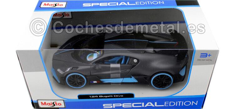 2018 Bugatti Divo Dull Deep Grey
