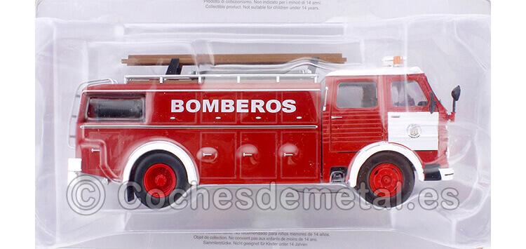 1968 Camión Pegaso 1091 Cuerpo De Bomberos Barcelona 1:43 Editorial Salvat SP05