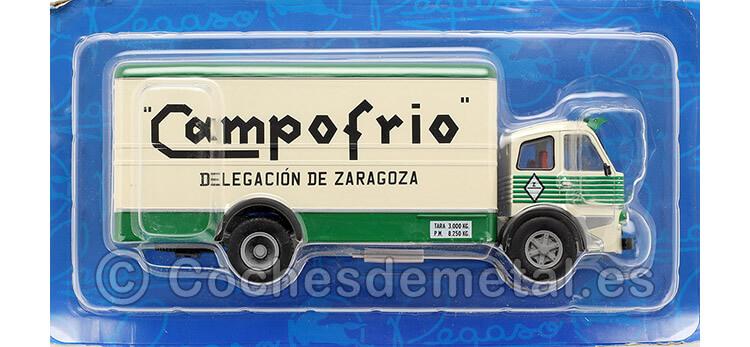1964 Camión Pegaso 1060 Cabezon Campofrio Delegación Zaragoza 1:43 Salvat PEG001
