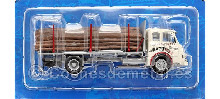 1956 Camión Pegaso II Z-202 Diesel Transportes del Mazo 1:43 Salvat PEG002