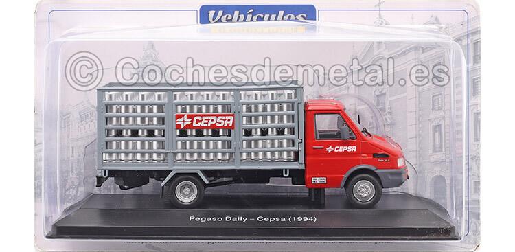 1994 Camión Pegaso Daily 35-8 Cepsa 1:43 Salvat PEG005