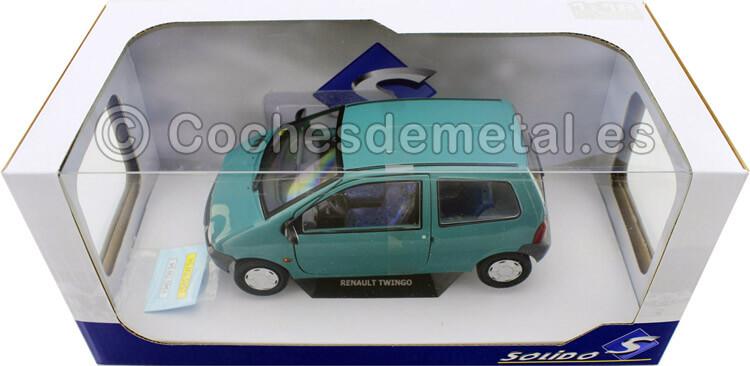 1993 Renault Twingo MK1 Verde 1:18 Solido S1804001