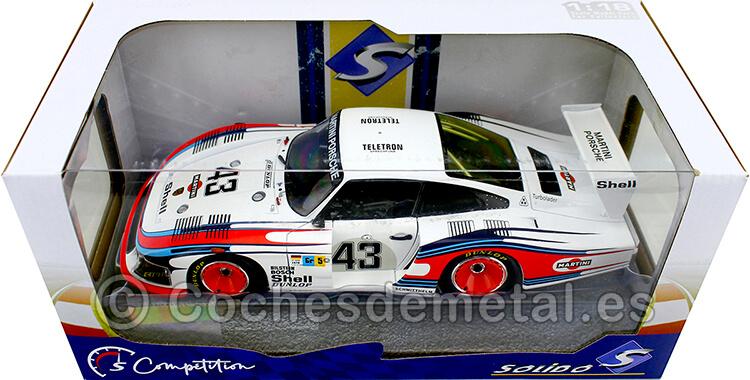 1978 Porsche 935 Mobidick