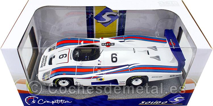 1978 Porsche 936/78 24h LeMans Wollek/Barth/Ickx 1:18 Solido S1805601