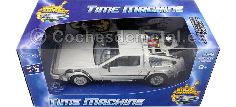1989 DeLorean DMC 12